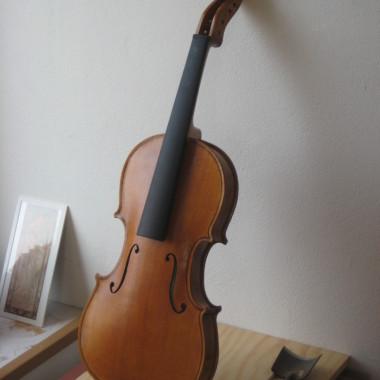 Spring work, violin 2009